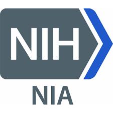 NIH NIA logo